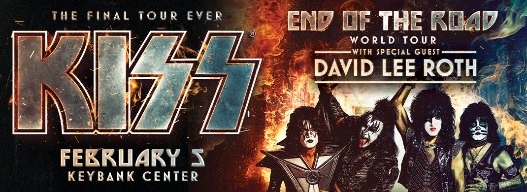 KISS: End of the Road World Tour large image