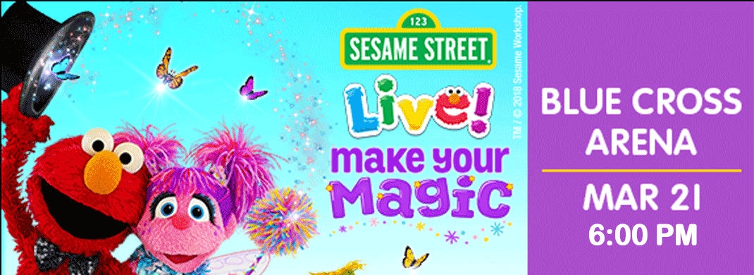Sesame Street Live! (Afternoon Performance)