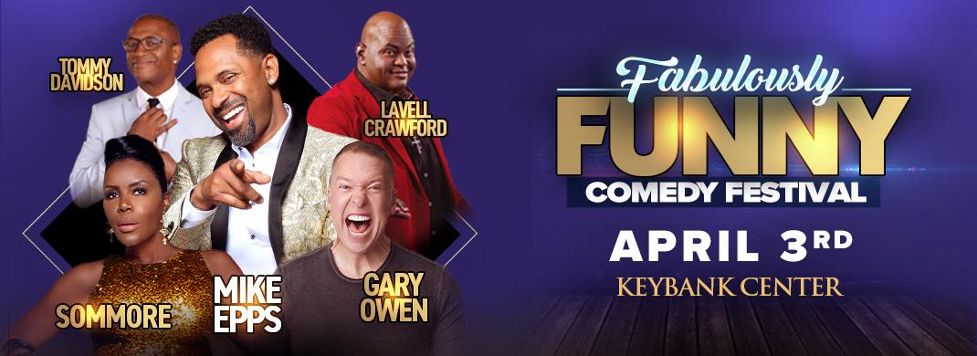 fabulously funny comedy festival 04032020
