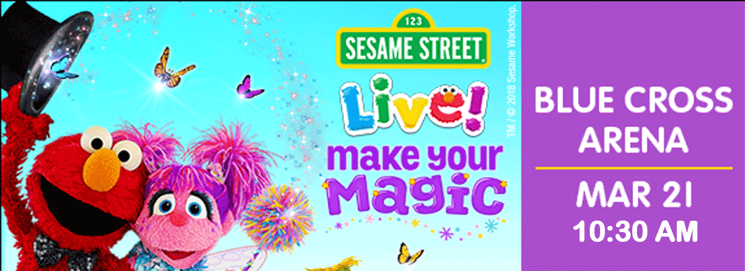 Sesame Street Live! (Morning Performance) small