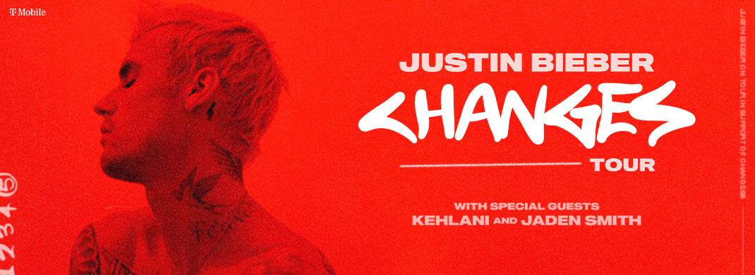 Justin Bieber with Kehlani and Jaden Smith (POSTPONED) small image