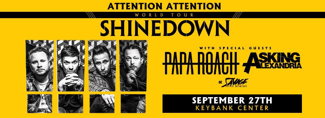 Shinedown 092719
