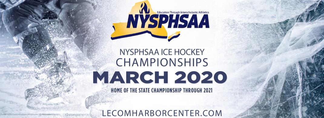 NYSPHSAA ICE HOCKEY CHAMPIONSHIPS 2020