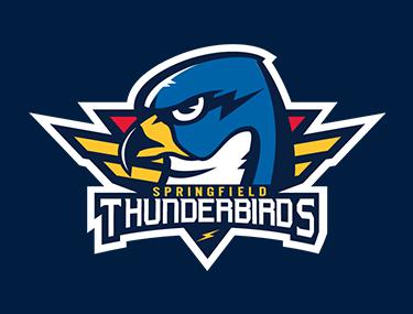 Rochester Americans vs. Springfield Thunderbirds list image