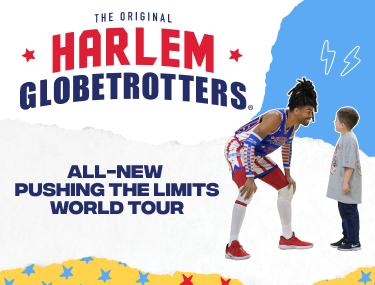 The Harlem Globetrotters list image