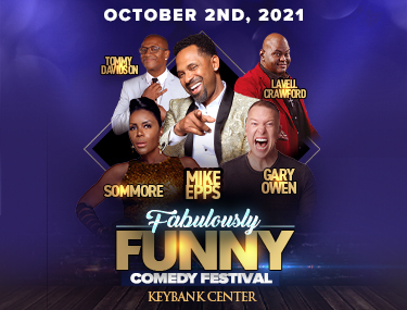 Best Comedy Shows 2021 Fabulously Funny Comedy Festival   10/02/21 | KeyBank Center