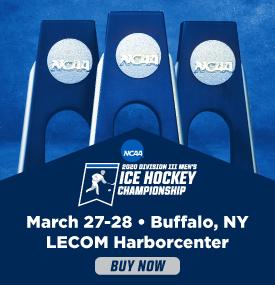 NCAA DIII Men's Hockey Championships: Semifinals