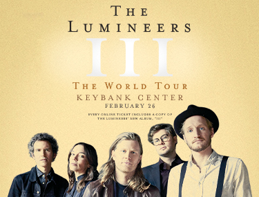 The Lumineers with Mt. Joy
