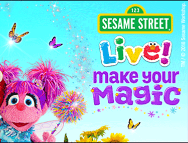 Sesame Street Live! (Morning Performance)