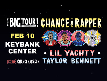 Chance The Rapper (CANCELED) large image