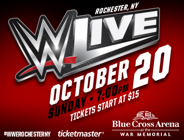 WWE Live list image