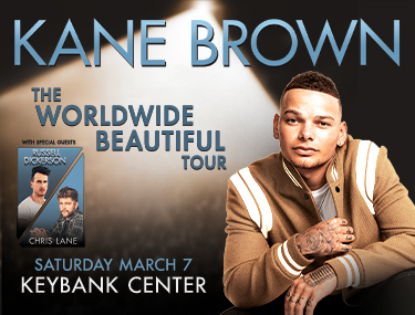 Kane Brown Tour 2020.Kane Brown 03 07 20 Keybank Center Keybankcenter Com
